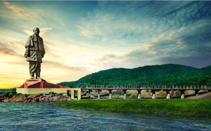 Statue of Unity features in TIME Magazine's list of world's greatest places 2019