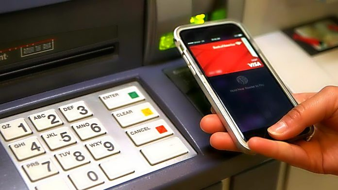 Cash Withdrawal without a card at ATMs