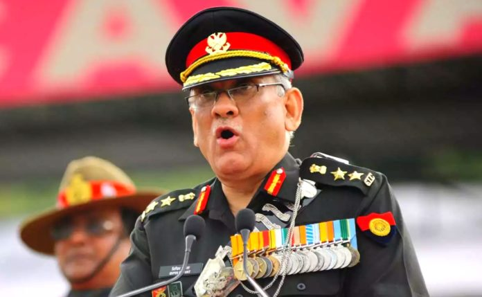 Indian Army is Ready to do anything for Pak Occupied Kashmir, says General Bipin Rawat