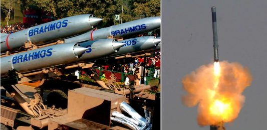 Terrifying Rivals, India's supersonic cruise missile BrahMos surges again