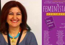 Hilal Karahan - feministanbul poetry festival turkey