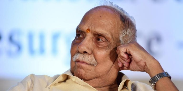 Recollecting the Last Moments of Parameshwarji